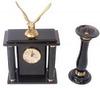 Часы, два подсвечника Ч-013